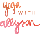Yoga with Allyson